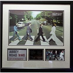The Beatles  Abbey Road Small Hologram