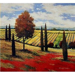 Chianti Country I  by  Ede