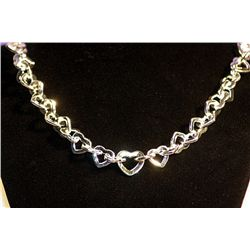 Very fancy Tiffany  Sterling Silver Necklace