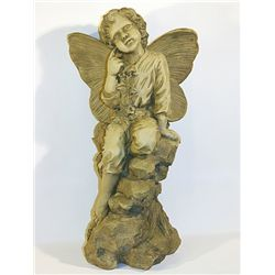 Angel - stone finish Sculpture