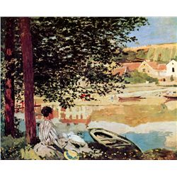 The River - Monet - Limited Edition on Canvas