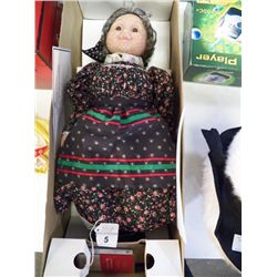 Granny World Doll In Box 20""