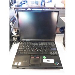 "IBM Think Pad 12"" Refurbished Computer"