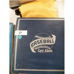 Vintage Baseball Card Album 1993