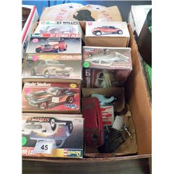 Misc. Lot of Model Cars