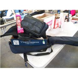 Misc. Lot of Guitar Soft Bag- Camera Case,Tote Bag