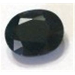 3.55 ct Natural Sapphire Cut & Faceted *HIGH GRADE*!!!!