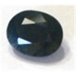 3.60 ct Natural Sapphire Cut & Faceted *HIGH GRADE*!!!!