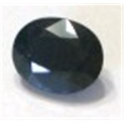 3.75 ct Natural Sapphire Cut & Faceted *HIGH GRADE*!!!!
