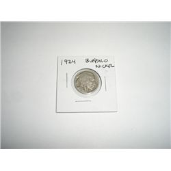 1924 Buffalo Nickel *PLEASE LOOK AT PICTURE TO DETERMINE GRADE*!!