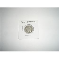 1926 Buffalo Nickel *PLEASE LOOK AT PICTURE TO DETERMINE GRADE*!!