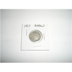 1927 Buffalo Nickel *PLEASE LOOK AT PICTURE TO DETERMINE GRADE*!!