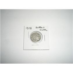 1928 Buffalo Nickel *PLEASE LOOK AT PICTURE TO DETERMINE GRADE*!!