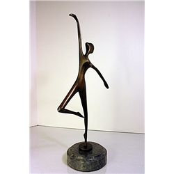 Alexander Archipenko  Original, limited Edition  Sculpture - Ballerina