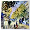 Image 1 : Limited Edition Renoir- Grand Boulevards - Collection Domaine Renoir