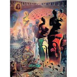 Hallucinogenic Toreador - Dali - Limited Edition on Canvas