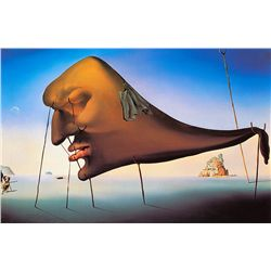 Sleep - Dali - Limited Edition on Canvas