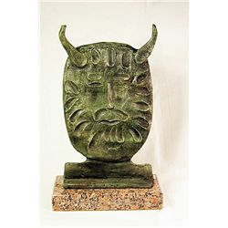 Pablo Picasso Original, limited Edition Bronze -Safiro