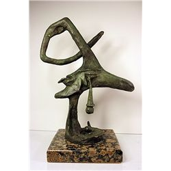 Salvador Dali Enchanting Original, limited Edition Bronze - Nostalgia