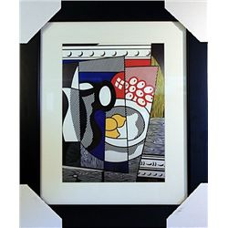 Roy Lichtenstein Limited Edition-Still Life with Lemons