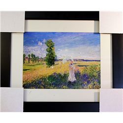 Claude Monet  Limited Edition-THE WALK