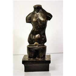 Salvador Dali  Original, limited Edition Bronze - Space Venus