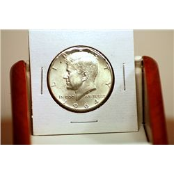 #180 - 1964 Mint Condition Kennedy Half Dollar