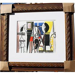  Painter and Model  - Picasso - Limited Edition