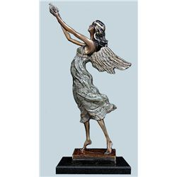 Angel of Peace - Limited Edition Bronze by Sergey