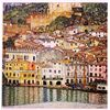 Image 1 : Klimt  Limited Edition - Malcesine on Lake Garda
