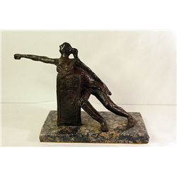 Salvador Dali Enchanting Limited Edition Bronze