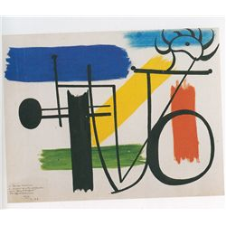 Cats - Miro - Limited Edition on Canvas