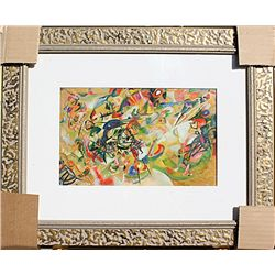Composition VII  - Kandinsky - Limited Edition