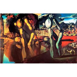 The Metamorphosis Of Narcissus - Dali - Limited Edition on Canvas