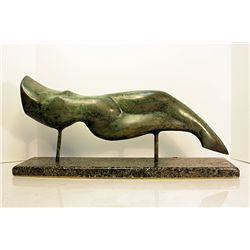 Brancusi  Original, limited Edition  Bronze- Nude