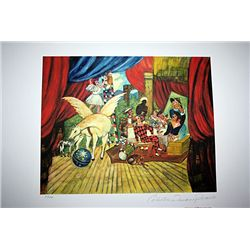Limited Edition Picasso - Theater - Collection Domaine Picasso