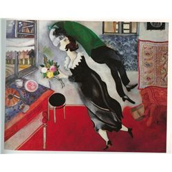 The Birthday- Chagall - Limited Edition on Canvas