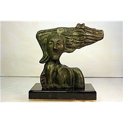 Salvador Dali Original, limited Edition Bronze - The Dream