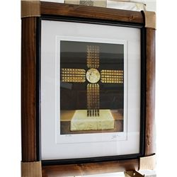 Salvador Dali Signed Limited Edition - Nuclear Cross