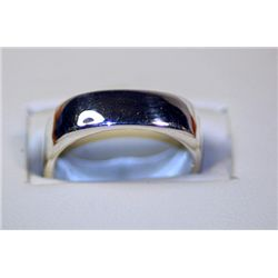 Men's Tiffany Silver Band Ring