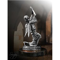 Angel of Prayer - Limited Edition Real Silver Sculpture by Sergey