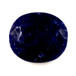 Natural African Sapphire Loose 42.3ctw Oval Cut