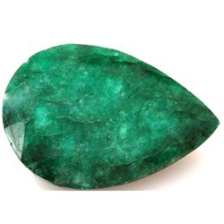 Natural 16 ctw Emerald Pear Shape
