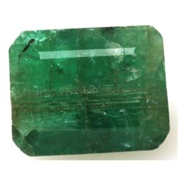 Natural 2.95ctw Emerald Emerald Cut Stone