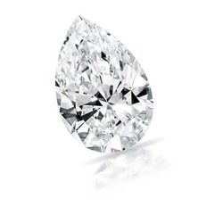 Diamond EGL Certified Pear 0.85 ctw D,SI2
