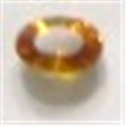 .45 ct Natural Citrine Oval Cut & Faceted *BETTER GRADE*!!!