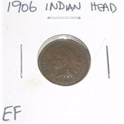 1906 Indian Head Penny *EXTRA FINE HIGH GRADE*!!