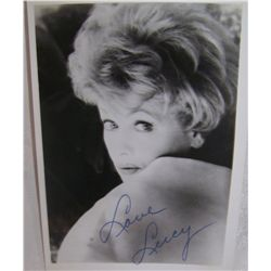 LUCILLE BALL SIGNED PICTURE  LOVE LUCY
