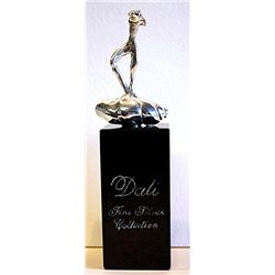 Dali  Real .999 Silver Sculpture - Venus on a Shell