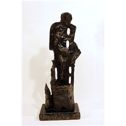 Salvador Dali Enchanting Limited Edition Bronze- Millet's Angelus